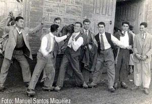 Bar de Miguelín años 50