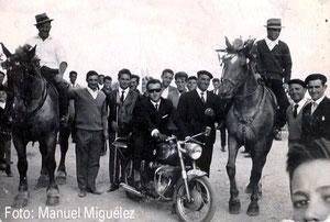 Huerga, años 60