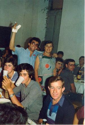 Vaquillas años 80