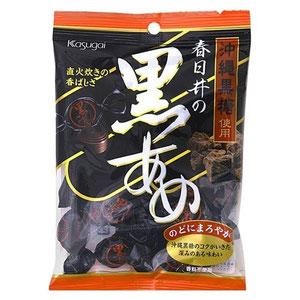 春日井製菓 黒飴