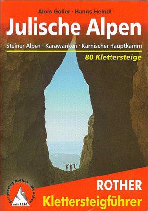 Julische Alpen, Mangart, Triglav, Jalovec, Montasch