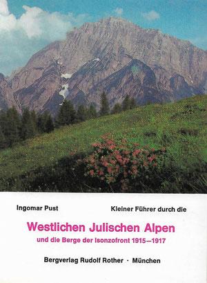 Julische Alpen, Kugy, Mangart
