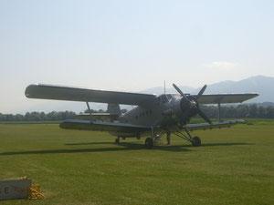 Rundflug mit der Antonov An-2  August 2007