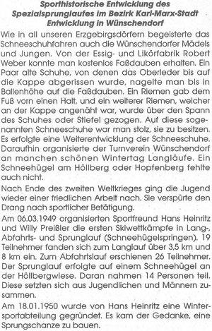 Bild: BSG Turbine Wünschendorf Wintersort Heinritz