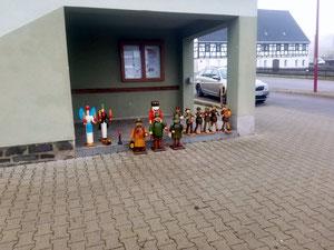 Bild: Weihnachtspyramide Wünschendorf 2020