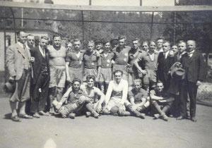 Bild: Fußball Wünschendorf 1937