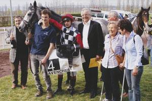 White Rules, Sieg in Avenches Mai 2014