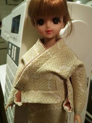 ジェニーさんのオトナ着物
