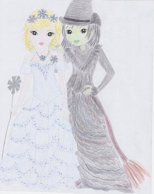 gezeichnet von Sonja