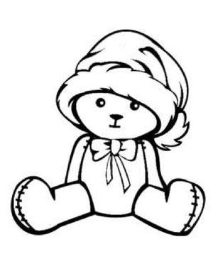 Viel Spaß Beim Ausmalen Mein Teddy Teddy Bär Teddy Bären