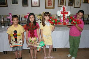 concurso cruces de mayo en miniaturas