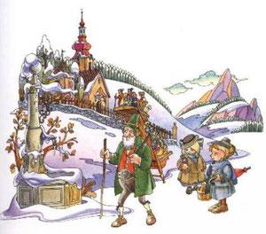 Immagine tratta da http://www.preghiereagesuemaria.it/bambini/la%20storia%20del%20presepe.htm