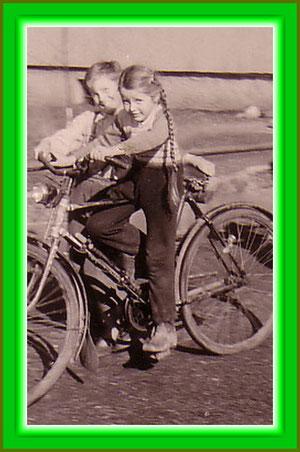 Du brachtest mir Radfahren bei