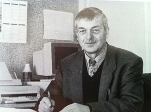 Hervé SALIOU (1997) - Directeur de 1985 à 1997 et actuel président d'OGEC