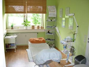 Kosmetik / Fußpflege Behandlungsraum