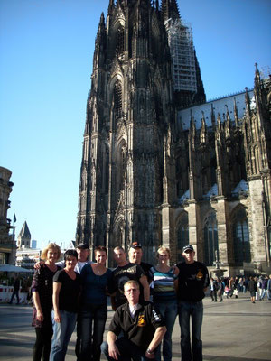 North-Quads vs Kölner Dom