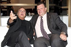 """Chef der Staatskanzlei liebt die """"NEUE  ESS-Klasse"""""""
