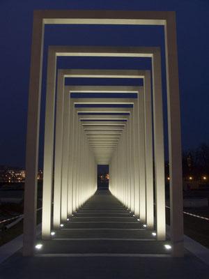 Schwerin Kolonnade 2oo9