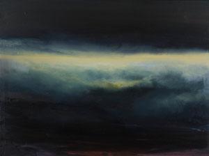 o.T., 2005, 60 x 80 cm, Öl auf Leinwand