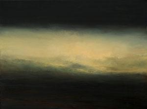 o.T., 2010, 60 x 80 cm, Öl auf Leinwand