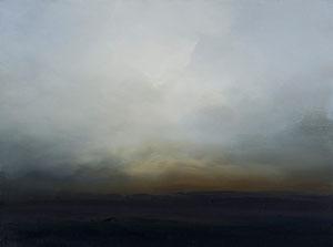o.T., 2007, 30 x 40 cm, Öl auf Leinwand