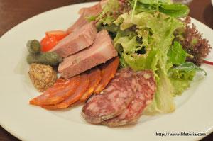LifeTeria blog ブログ レストラン・セレニータ
