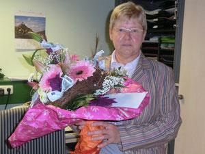 am 01.10.12 konnte Lisbeth Welker ihr 40-jähriges Dienstjubiläum beim BBV feier. Herzlichen Glückwunsch und vielen Dank für die geleistete Arbeit und die Treue