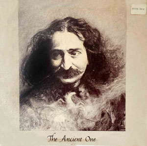 """The Ancient One""  LP cover"