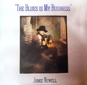 """The Blues Is My Business """