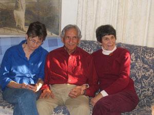 21st December 2009 - Kecha ( right hand side of Henry )