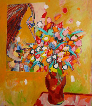 Still Life with Face, 2004