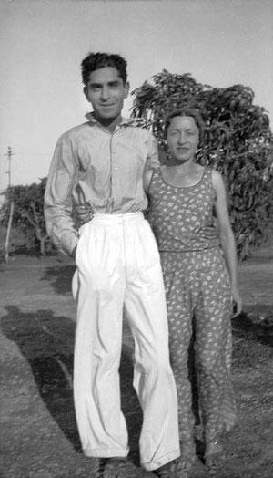 MSI Collection ; India - Delia with Adi S Irani