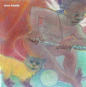 """LOVE KNOTS"" art booklet by Mike McInnerney"
