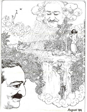 Meher Baba Australia newsletter : August 1984