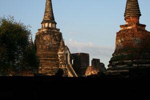 タイの世界遺産仏塔遺跡