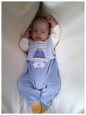 Schlafen wie ein Baby...