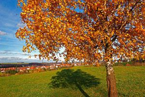 Herbstausklang; Schwäbisch Gmünd-Bargau
