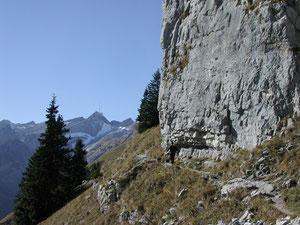 Wanderung von Ebenalp nach Schäfler, Okt. 2005