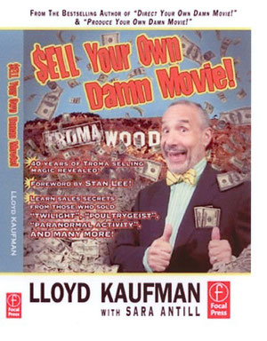 Lloyd Kaufman´s new Book