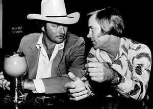 GEORGE JONES & BILLY BOB BARNETT