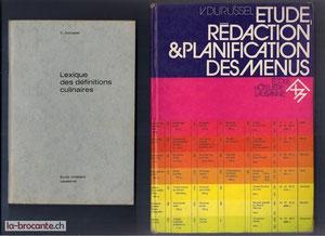 Un livre de référence à emprunter à la bibliothèque.