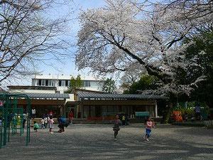 成城幼稚園 園舎画像
