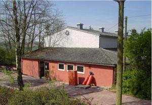 Eintrachthalle