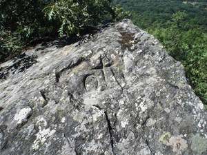 Grabados rupestres de Peñas de la Cerca
