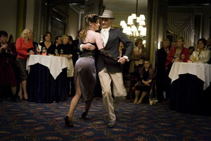 Argentinian Tango from Arjan & Marianne at the opening of the Nieuwe Haagsche Salon in The Hague, The Netherlands