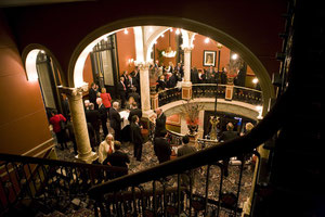 Hotel Des Indes in The Hague - the place to be to enjoy the Nieuwe Haagsche Salon