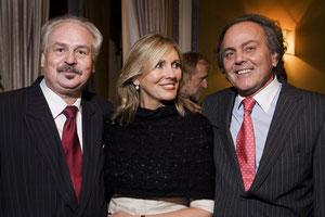 Robert(r), Ines, Helmut
