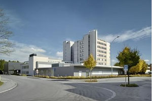 Luzerner Kantonsspital Standort Sursee
