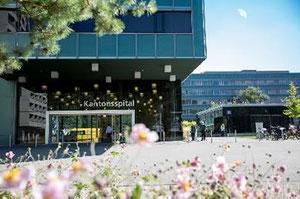 Solothurner Spitäler AG,  Kantonsspital Olten