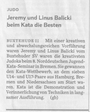 Hamburger Abendblatt 07.06.2011